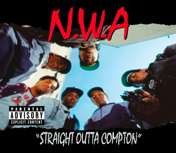 Today In Hip Hop History: N.W.A. Dropped Their Second LP 'Straight Outta Compton' 32 Years Ago