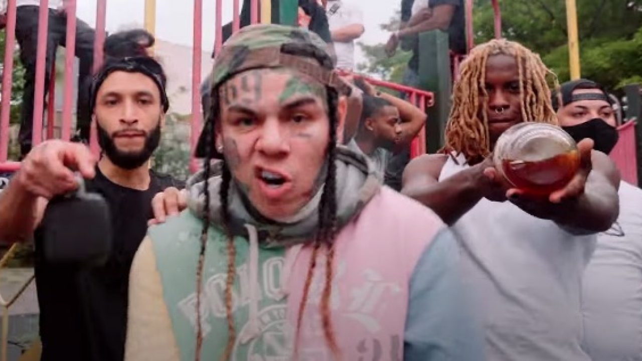 Tekashi 6ix9ine and Wack 100 Have Worked Together to Secure $43M