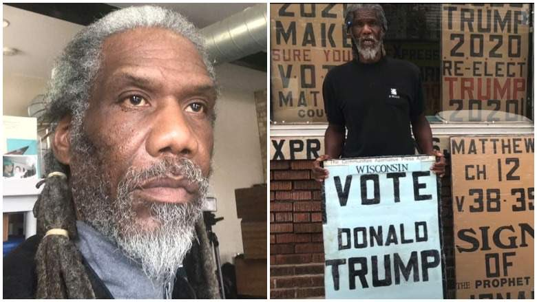 60-Year-Old Black Trump Supporter Killed Execution-Style in Milwaukee