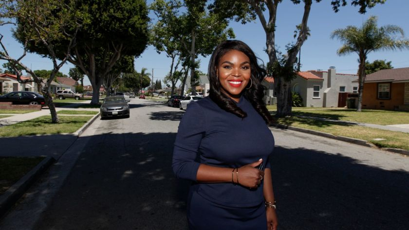 Compton Mayor Aja Brown Wants Federal Investigation Into LA County Sheriff Dept. Harassment