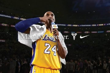 Nike Pays Homage to Kobe Bryant With a New Kendrick Lamar Narrated Mamba Mentality Film 'Better'