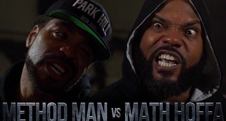 [WATCH] Method Man Vs. Math Hoffa Battle Out Now