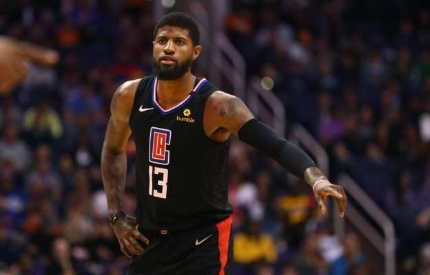 Paul George and Montrez Harrell Had Expletive Filled Argument During Game 2