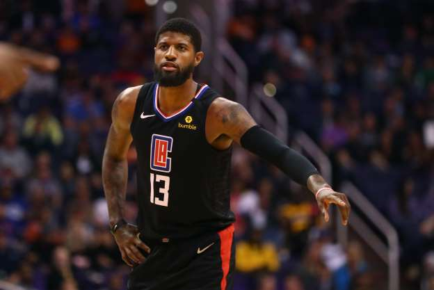 SOURCE SPORTS: Shaquille O'Neal Believes Clippers Need to Trade Paul George