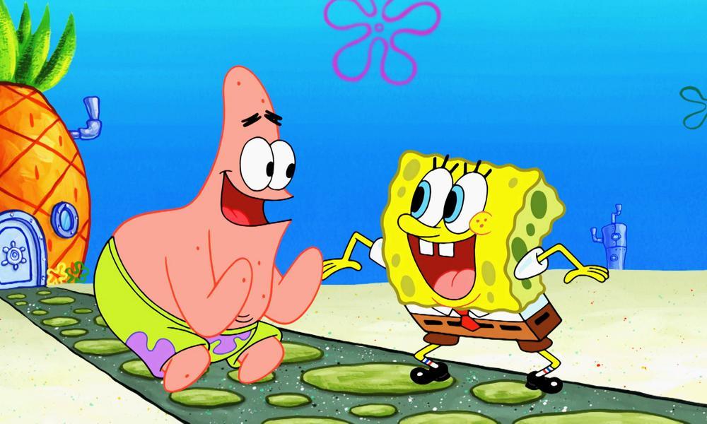 Nickelodeon to Develop 'Spongebob' Spinoff, 'The Patrick Star Show'
