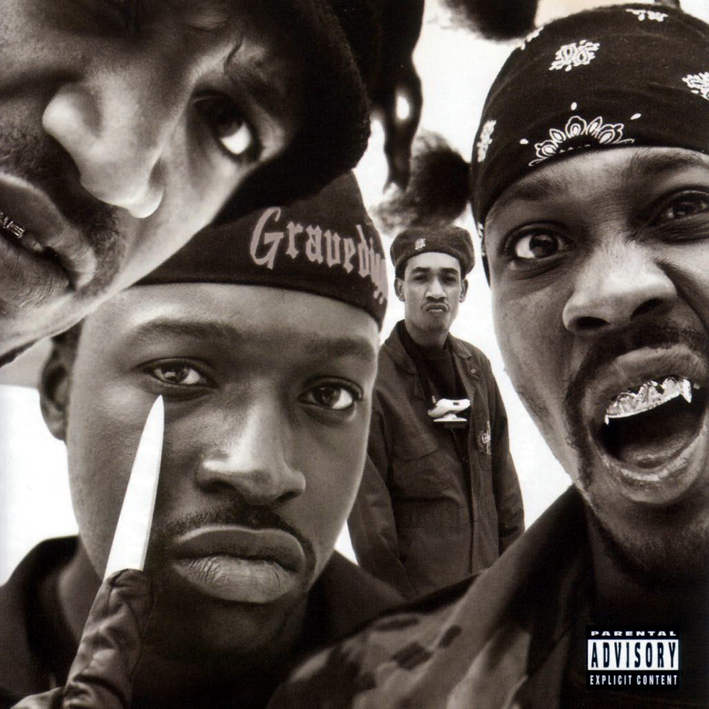 Today in Hip-Hop History: Gravediggaz Dropped Their Debut LP '6 Feet Deep' 26 Years Ago