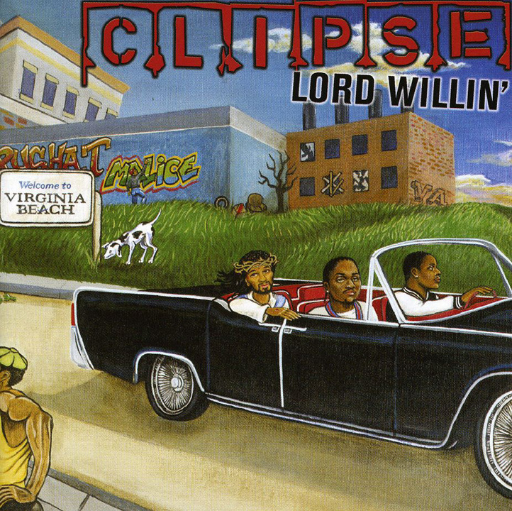 The Clipse Release Their Debut LP 'Lord Willin' 18 Years Ago