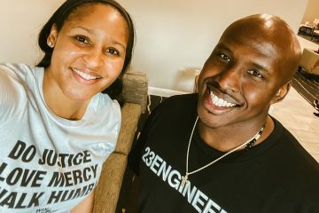 Maya Moore Announces Marriage to Jonathan Irons After Assisting Overturn His Wrongful Conviction