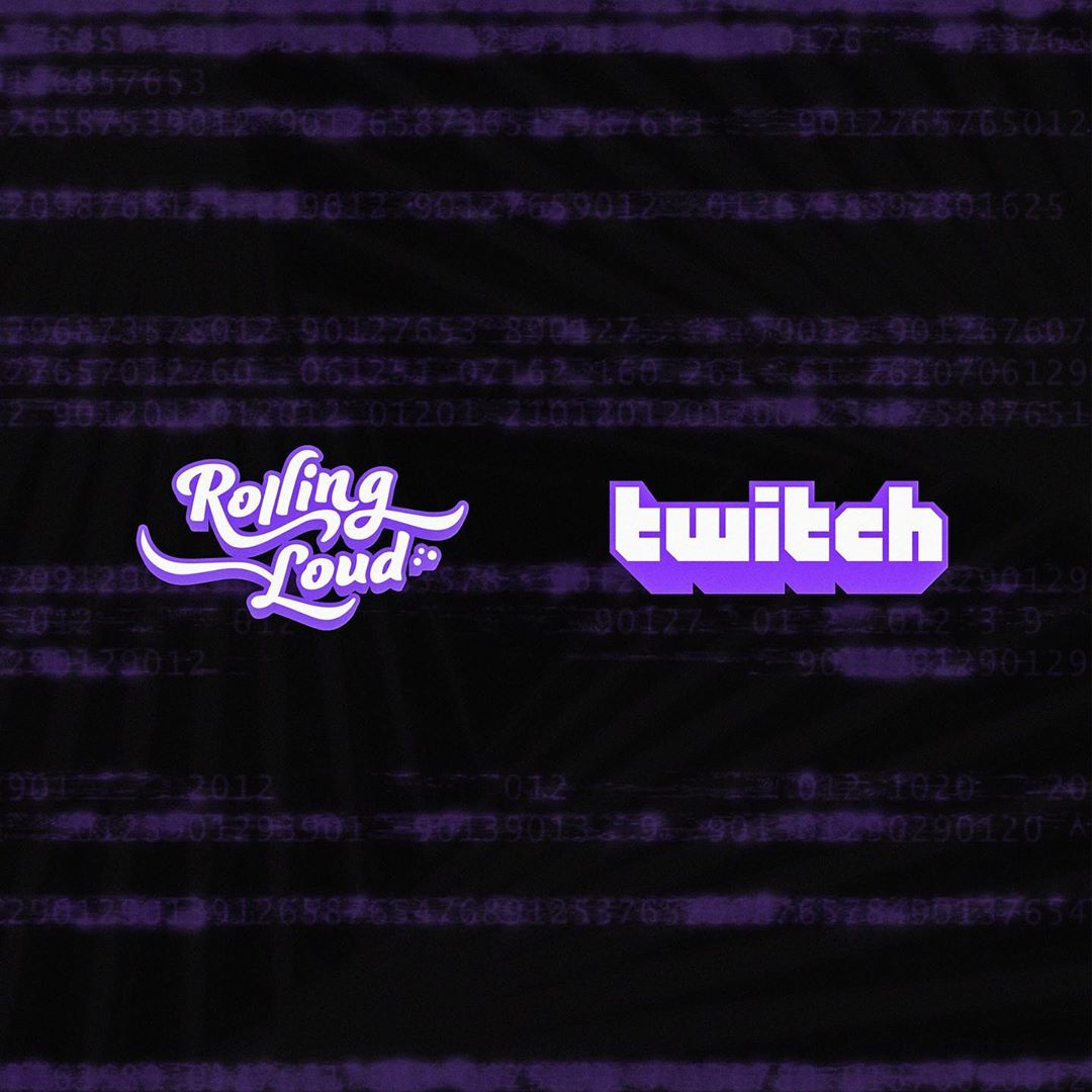 Rolling Loud Announces Virtual Festival and Exclusive Streaming Partnership with Twitch
