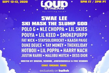 Swae Lee Headlines Rolling Loud Announces Lineup for Live Virtual Festival 'Loud Stream'