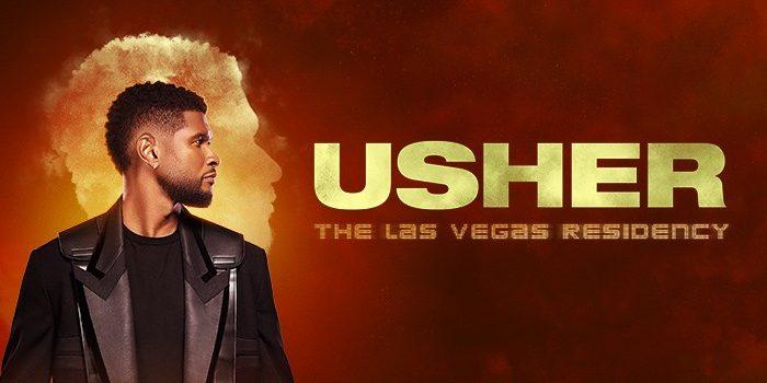 Usher Announces Residency at Caesars Palace in Las Vegas