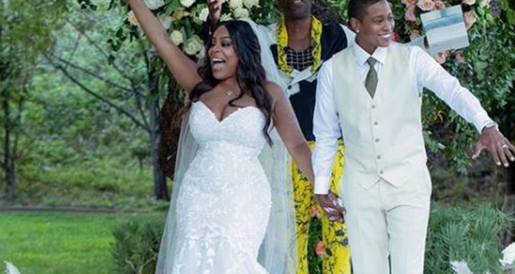 Niecy Nash Announces Marriage to Singer Jessica Betts