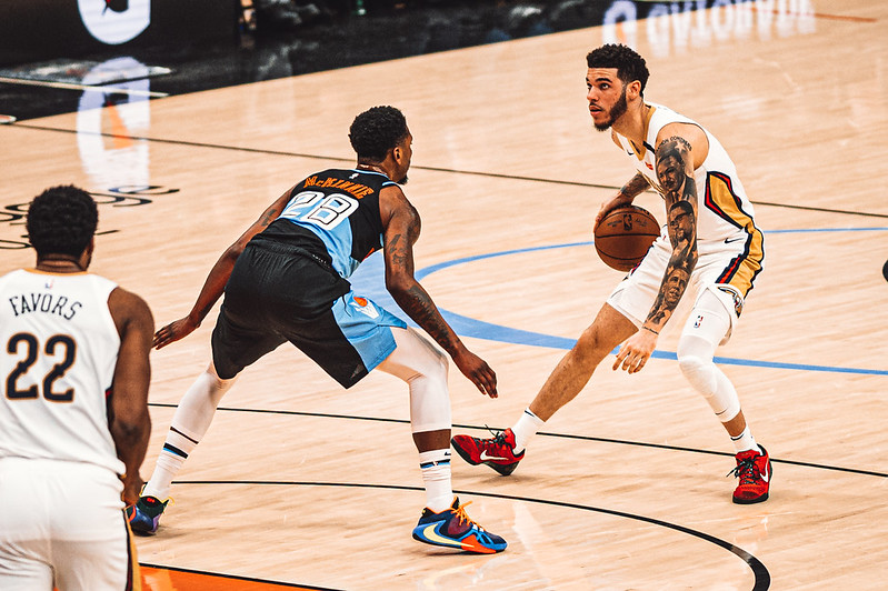 SOURCE SPORTS: Lonzo Ball is Open to Remaining with the Pelicans