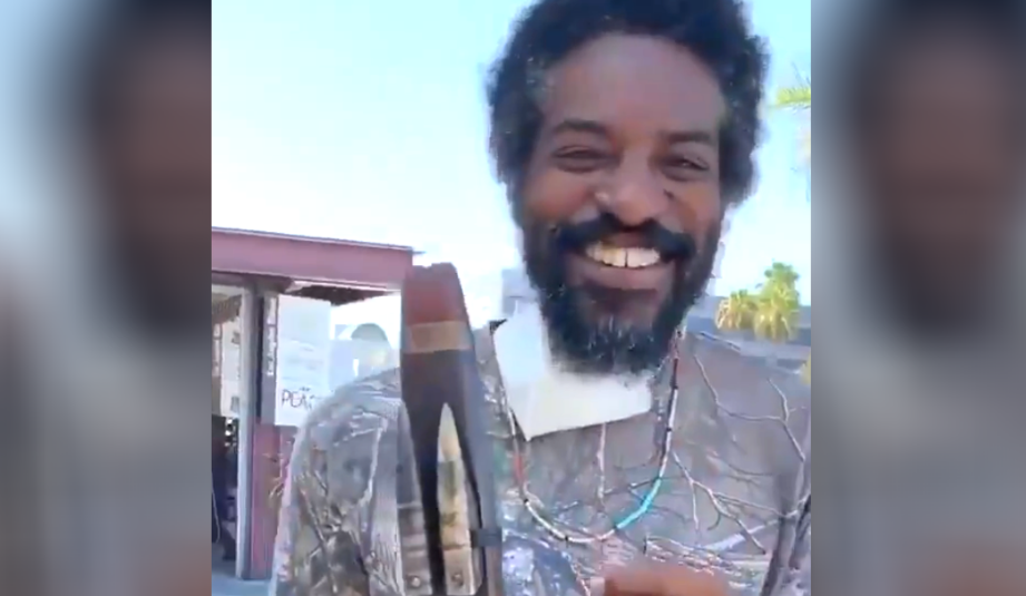 Rare André 3000 Sighting — and Hip-Hop's Favorite Recluse is Playing His Flute