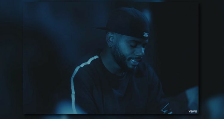 Bryson Tiller Announces Upcoming Fall Album in New Inhale Music Video