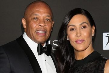 Dr. Dres Wife is Reportedly Seeking 2 Million a Month in Temporary Spousal Support