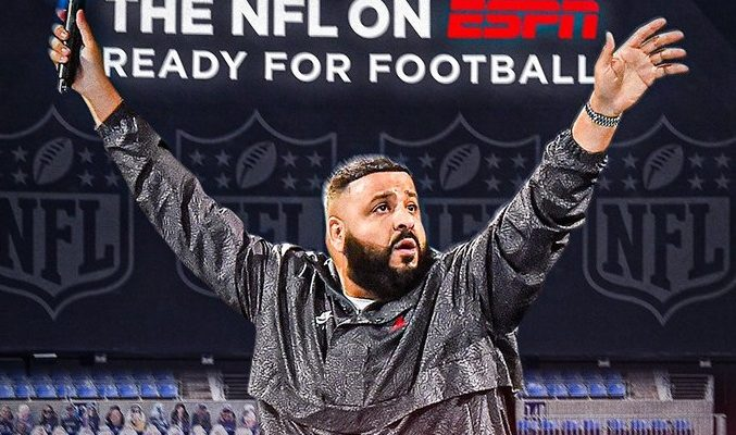 DJ Khaled and ESPN Enter Collaboration for 'Monday Night Football' Music