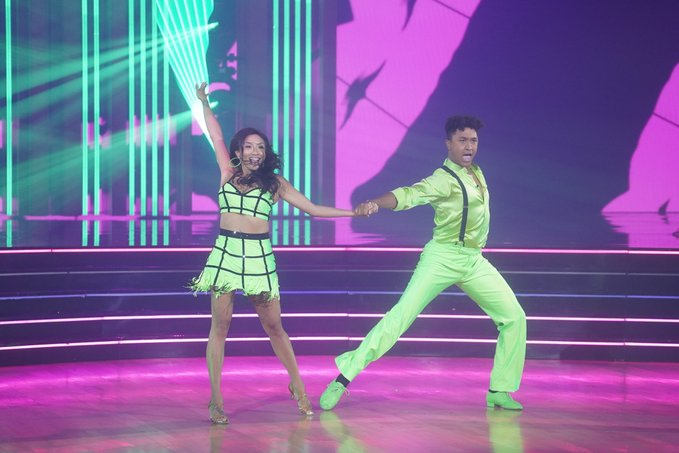 Jeannie Mai Reflects on 'Dancing With The Stars' Debut