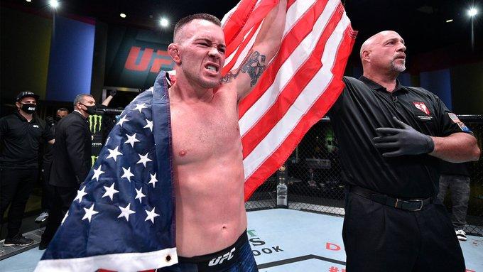 SOURCE SPORTS: UFC's Colby Covington Calls LeBron James 'Spineless Coward'