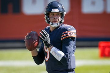 Nick Foles Named Starting Quarterback for the Chicago Bears
