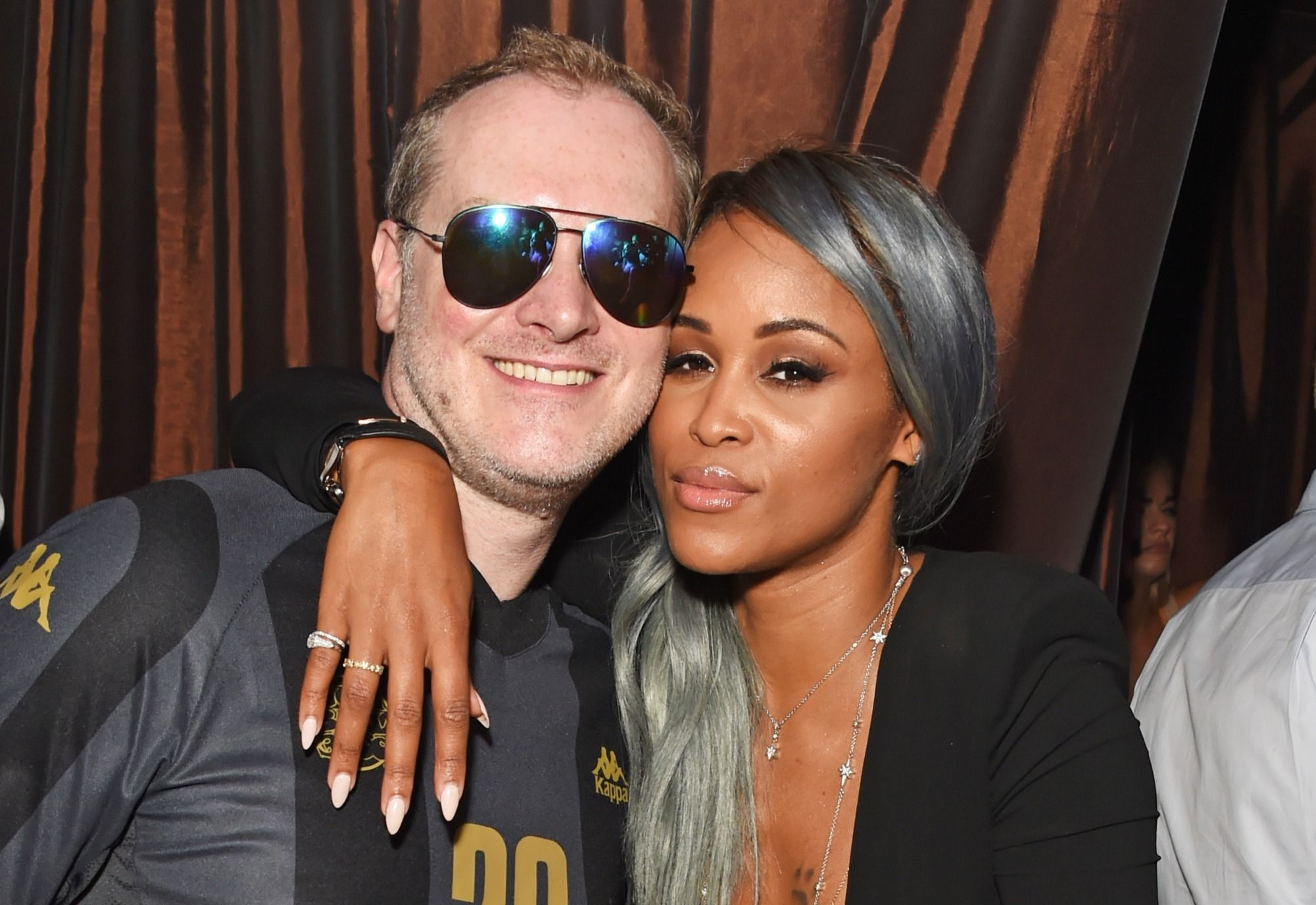 Eve on Her Interracial Marriage: 'I Don't Think About Our Race'