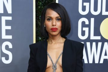 Kerry Washington Secures First Emmy at 2020 Creative Arts Awards