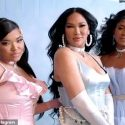 Kimora Lee Simmons Launches Baby Phat Beauty Line With Her Daughters 1