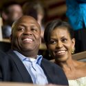 Michelle Obamas Brother Recalls Terrifying Interaction With Chicago PD Accusing Him of Stealing His Own Bike