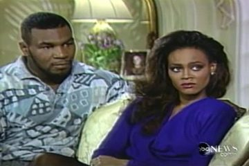Robin Givens Reportedly Issued Cease and Desist to Mike Tyson Jamie Foxx for Potential Portrayal in Upcoming Biopic