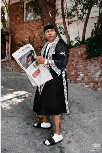 LL Cool J x Everlast Debut Robe Collabo to Honor 30th Anniversary Of 'Mama Said Knock You Out' LP