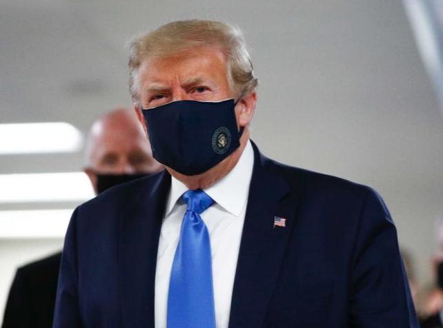 [LISTEN] President Trump Admits to Minimizing Coronavirus Threat in Unreleased Audio