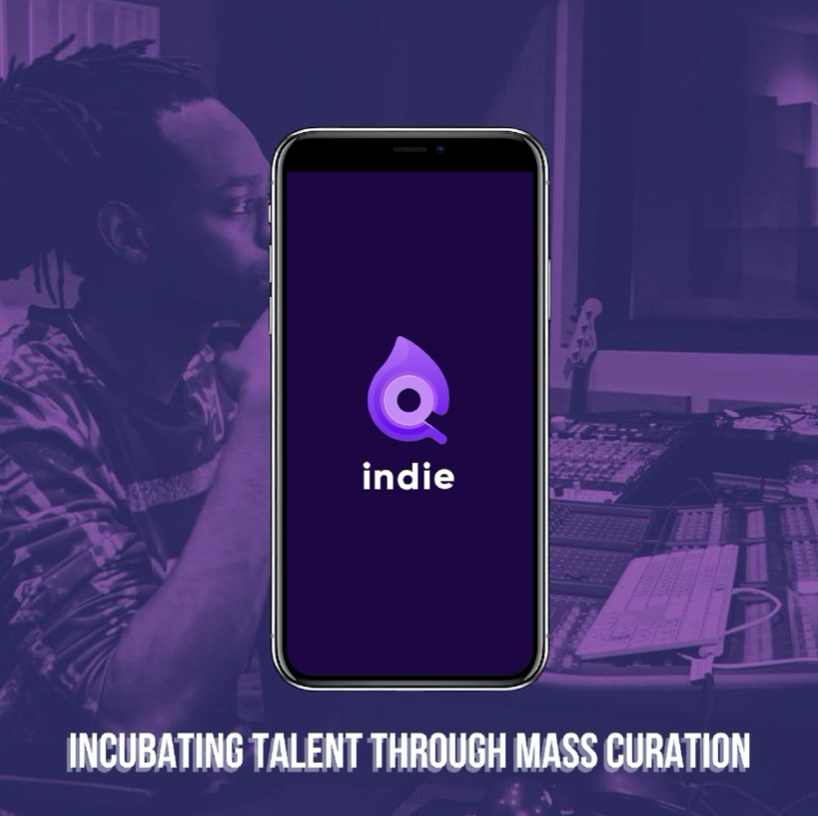 Black Owned Music Tech Startup Indie is Revolutionizing the Way Entertainment Brands and Content Creators Interact
