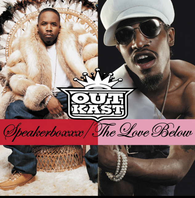 Today in Hip Hop History: OutKast Released 'Speakerboxxx/The Love Below' 17 Years Ago