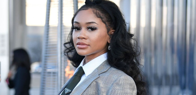 [WATCH] Saweetie Reveals That Her Mom Appeared in Videos For Nelly, DMX