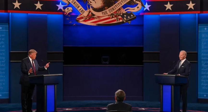 [WATCH] President Trump Issues Call to Arms to White Supremacist Group 'The Proud Boys' During Debate