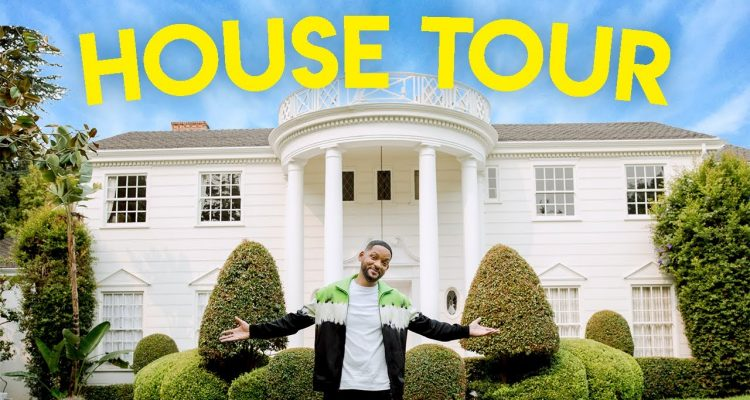 Will Smith and DJ Jazzy Jeff Take Fans on Tour of Rentable Fresh Prince of Bel Air Airbnb