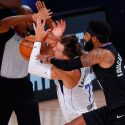 Marcus Morris Fined $35,000 for Flagrant Foul on Luka Doncic