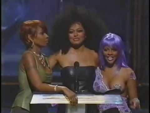 Mary J. Blige Reflects on Being on Stage with Diana Ross and Lil Kim at 1999 VMAs