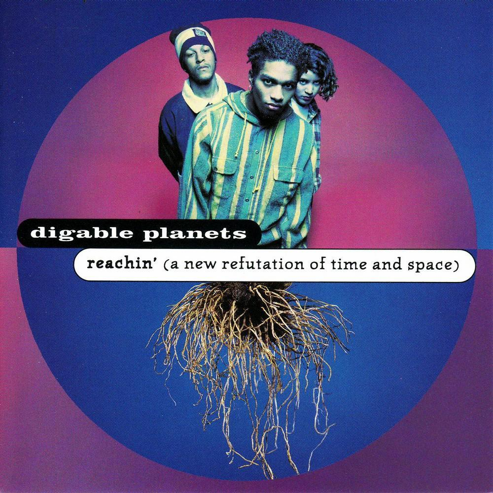 Today in Hip-Hop History: Digable Planets' Released Their Debut Album 'Reachin' (A New Refutation Of Time And Space)' 27 Years Ago