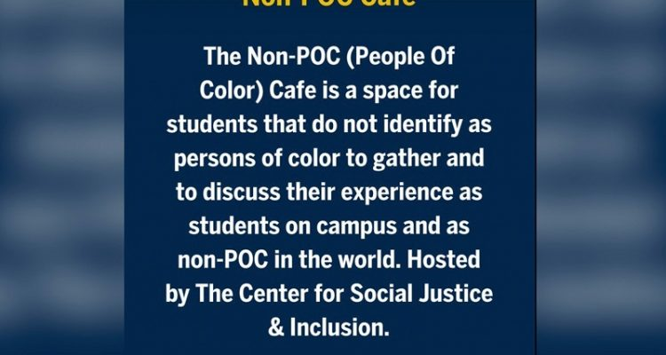 The University of Michigan-Dearborn Apologizes for Segregated Virtual 'Cafes'