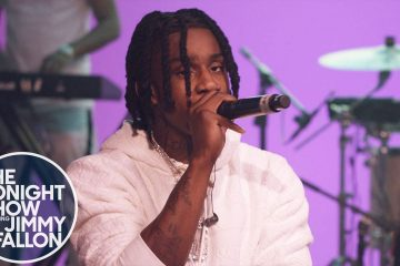 Polo G Makes TV Debut with 'Martin and Gina' Performance on 'The Tonight Show'