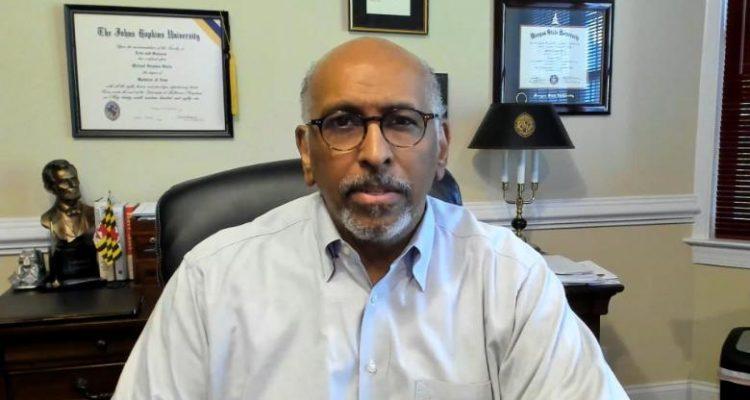 Former Maryland Lieutenant Governor and RNC Chairman, Michael Steele, Endorses Joe Biden For President
