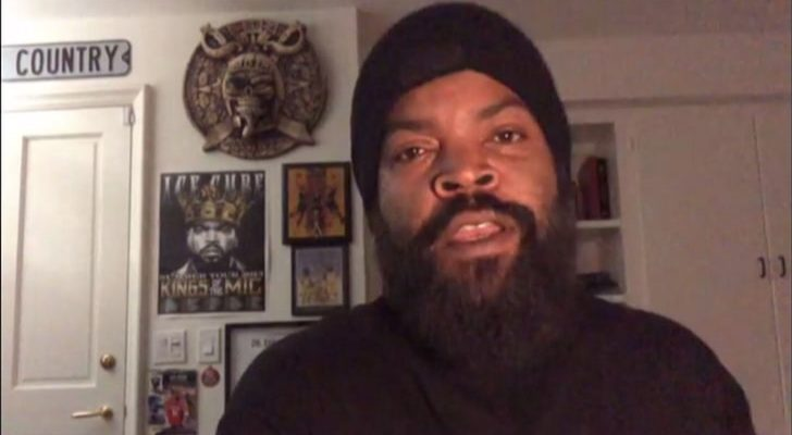 Ice Cube Responds to Inevitable 'This You' Moment: 'I Haven't Endorsed Anybody'