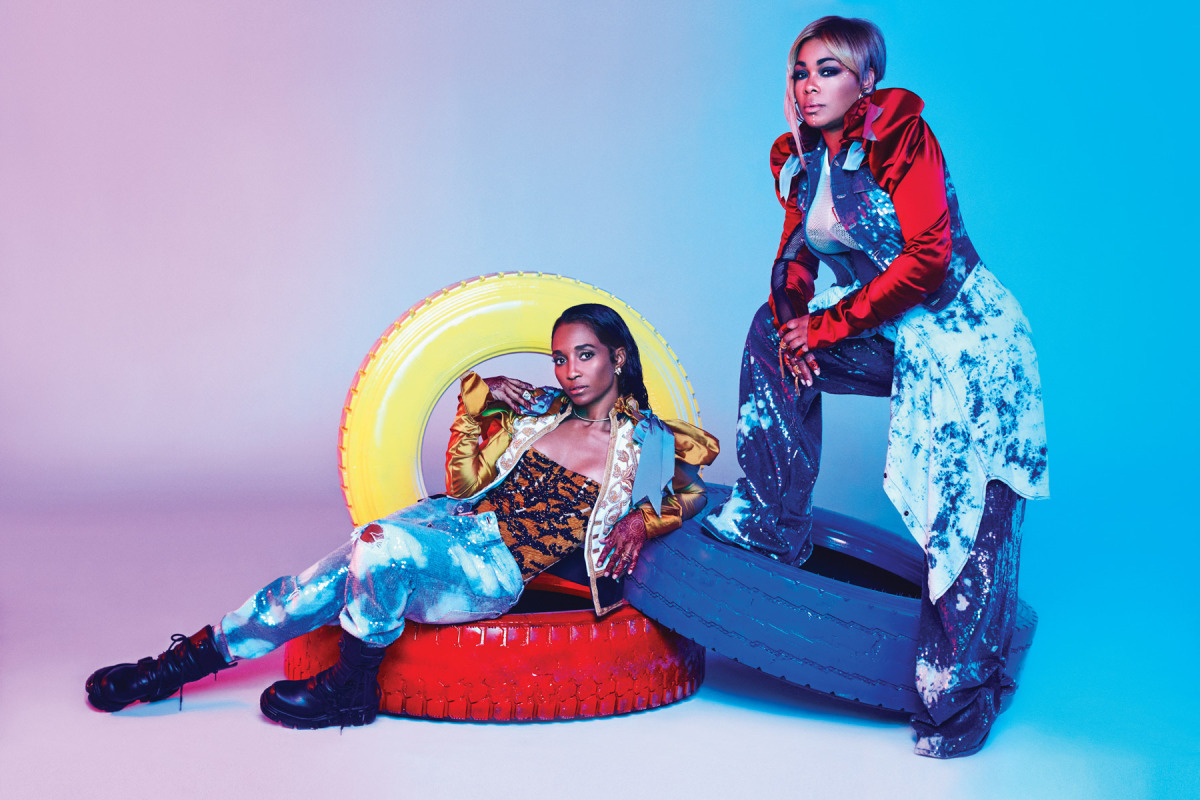 The Source |A&E to Air Documentary About TLC in 2021