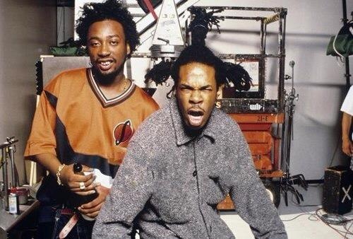 Busta Rhymes Previews Unreleased Song With Ol Dirty Bastard