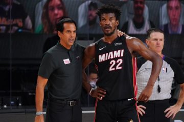 Jimmy Butler Tells LeBron James And Lakers 'They're In Trouble' After Game 3 Finals Win