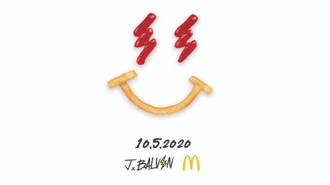J Balvin is the Latest Start to Partner with McDonald's for a Meal
