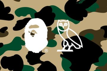 Bape Announces Clothing Collection with Drake's OVO