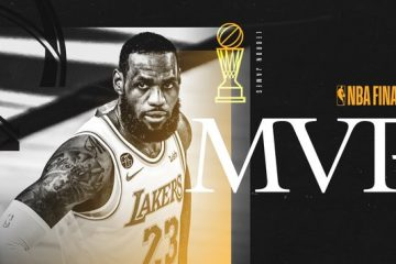 LeBron James Secures Championship Number 4 As Lakers Capture Their 17th Championship