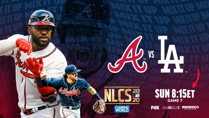 SOURCE SPORTS: Twitter Goes Off On The Braves Becoming The Latest Atlanta Sports Team To Blow a Big Lead